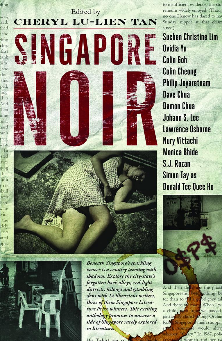 Singapore Noir (frontcover)