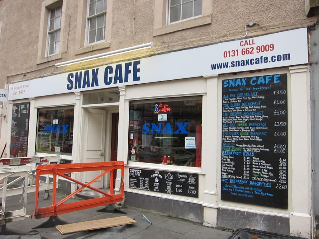 Snax Cafe