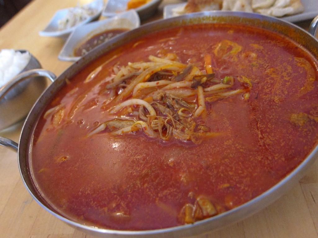 Yukgaejang