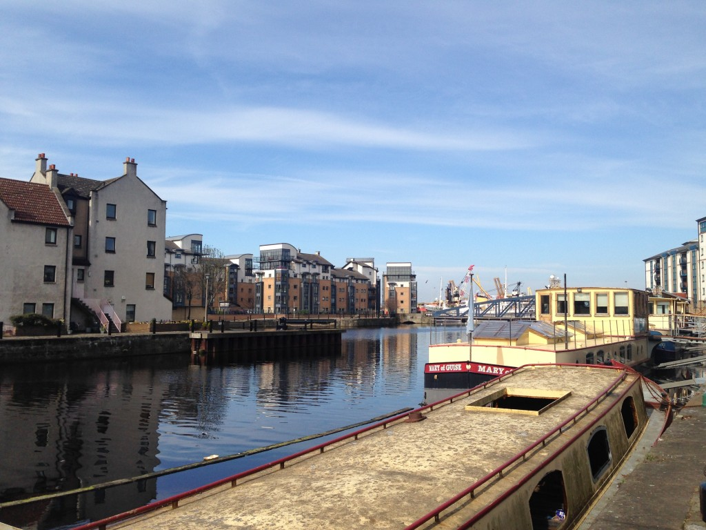 Fishers in Leith