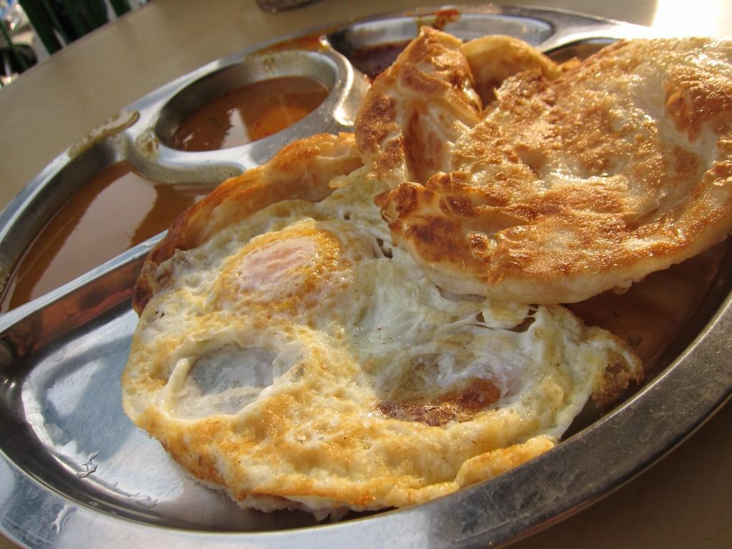 Mr. and Mrs. Mohgan's Suoer Crispy Roti Prata