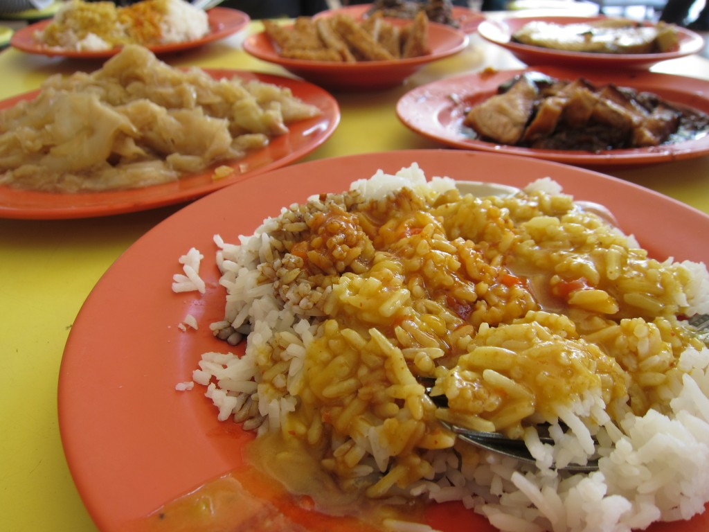Feng Kee Hainanese Curry Rice
