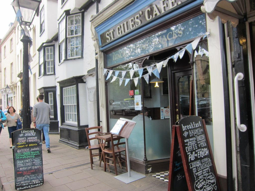 St. Giles' Cafe