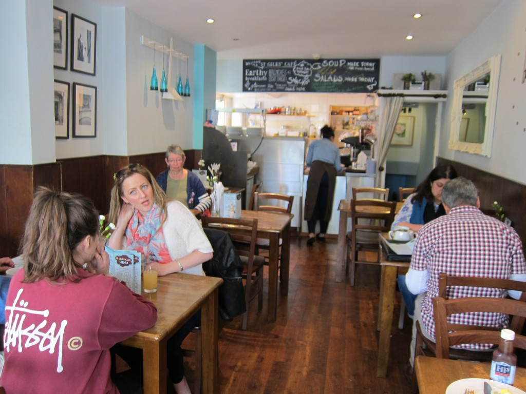 St. Giles' Cafe