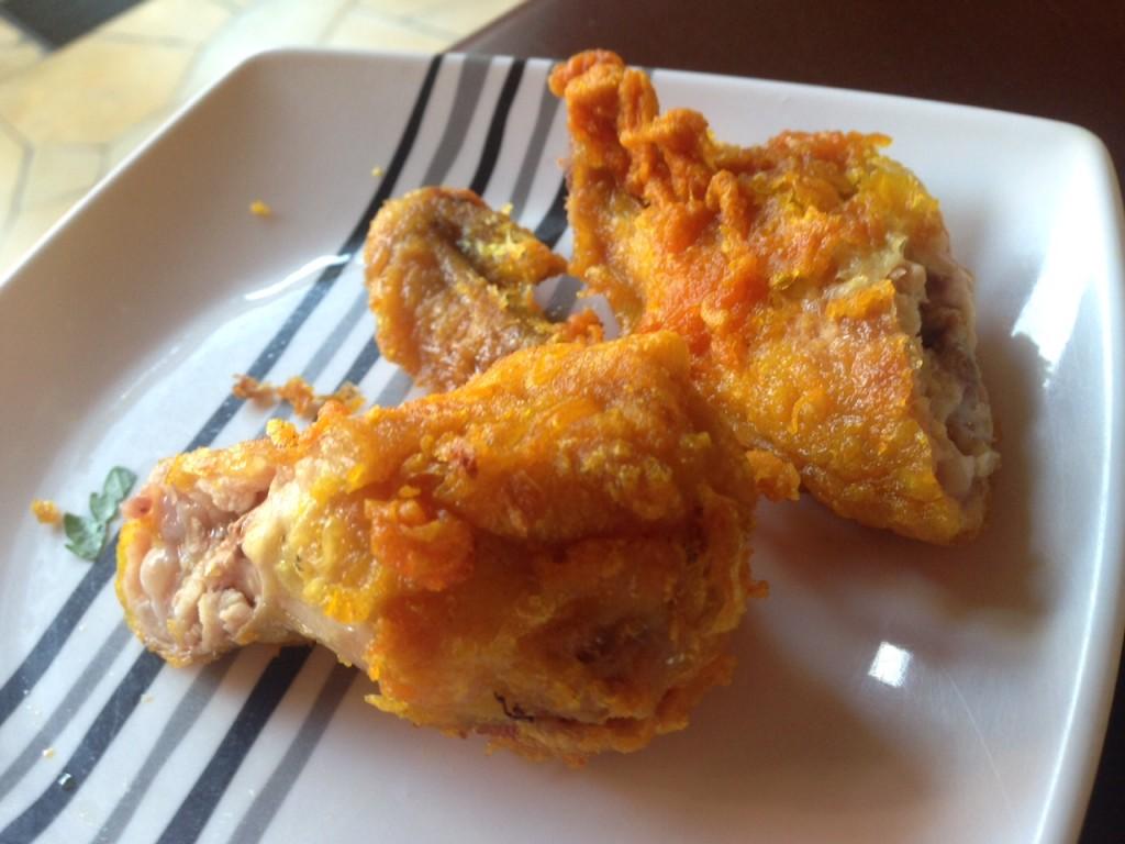 Malay fried chicken